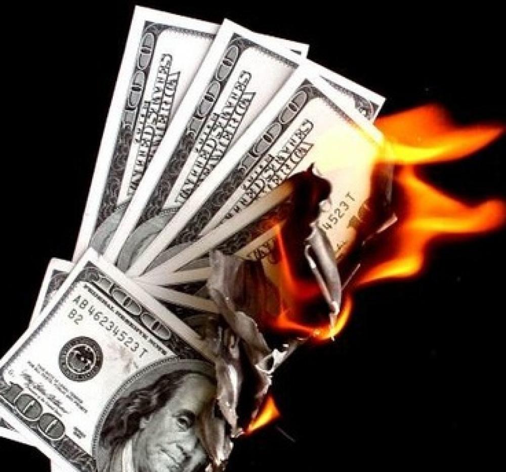 Bedrijven verbranden waarde